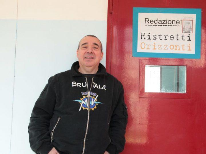 """redazione Ristretti Orizzonti Carmelo Musumeci """"Diventato colpevole"""" libro autobiografia. da ergastolo a libertà condizionata"""