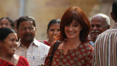 Elena Tommaseo italiana in India CORONAVIRUS