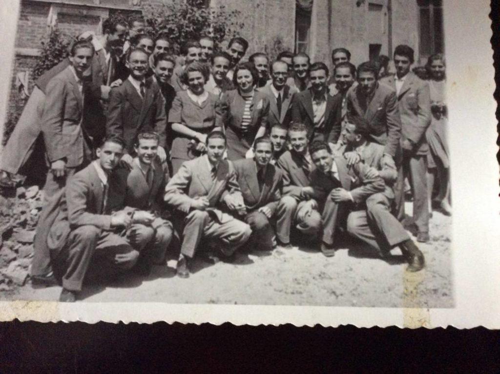liceo classico Daniele Manin Cremona maturità 1943, classe 1924