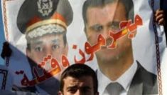 assad siria guerra germania