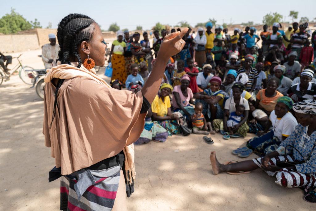 _Burkina Faso sensibilizzazione igiene Credit Pablo osco_Oxfam