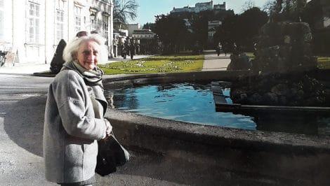 Heide Jarosch dalla Cecoslovacchia a Monaco di Baviera Seconda Guerra Mondiale