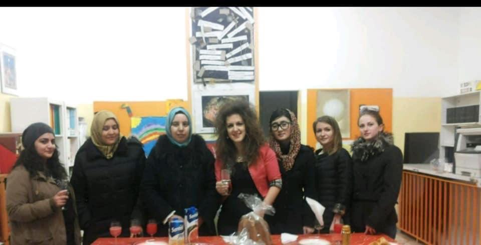 Jorida Dervishi libro migranti La mia storia è la tua storia donne migranti