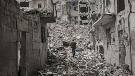 Siria, crimini di guerra da parte delle forze governative e russe