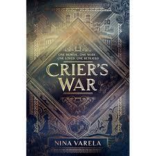 Crier's War romanzo queer Nina Varela copertina