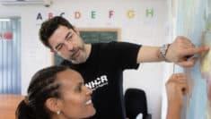 celebrità italiane sostengono UNHCR per la Giornata Mondiale del Rifugiato Alessandro Gassmann