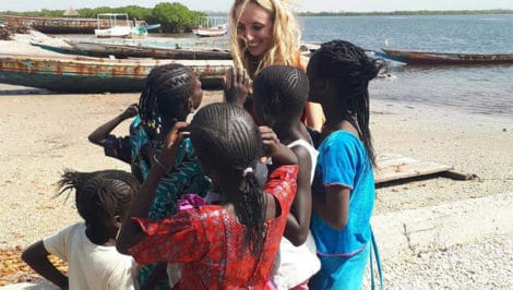 Micol Candiani resoconto viaggio in Senegal