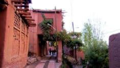 Per le vie di Abianeh, Iran
