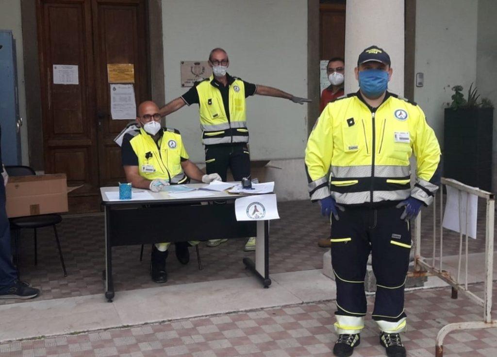 Roberto Cestana volontario Protezione Civile (3)