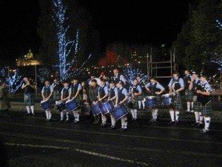 Aria di Natale a Edimburgo
