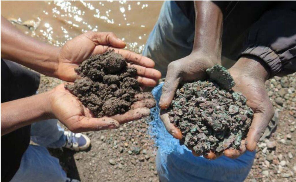 coltan Congo