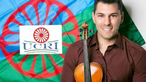 Onu sostiene Ucri Unione delle comunità romanès in Italia Gennaro Spinelli presidente