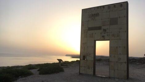 porta d'Europa Lampedusa Sicilia immigrazione