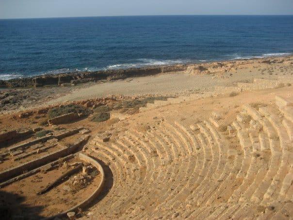 Apollonia, Libia