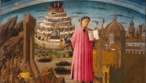 Dante, visto dal di fuori