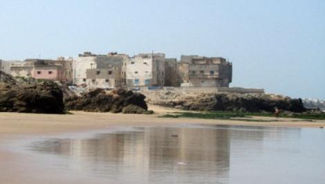 Il mare rosso di Essaouira - Marocco