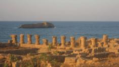 La storia sul mare_ Apollonia - Libia