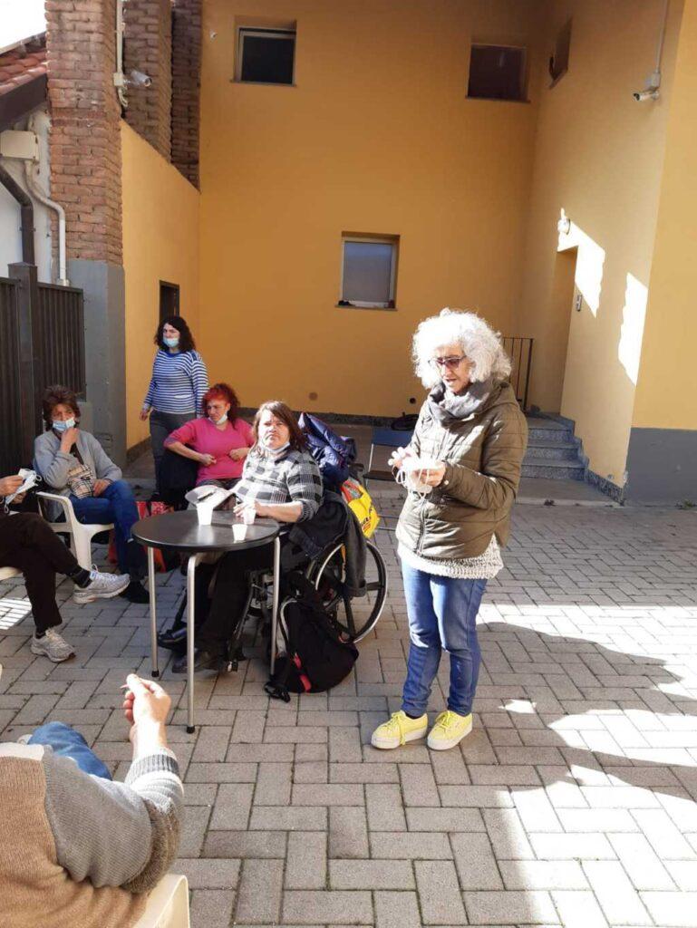 Maria Rosa Sabella Il Viandante Varese