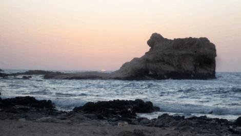 Spiaggia di Cleopatra, Marsa Matrouh, Egitto