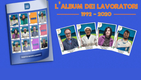1 maggio, AIPD presenta l'Album dei lavoratori con sindrome di Down