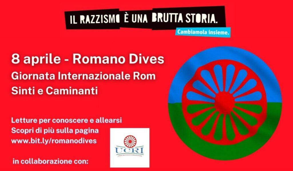 8 aprile: Giornata Internazionale dei Rom, Sinti e Camminanti