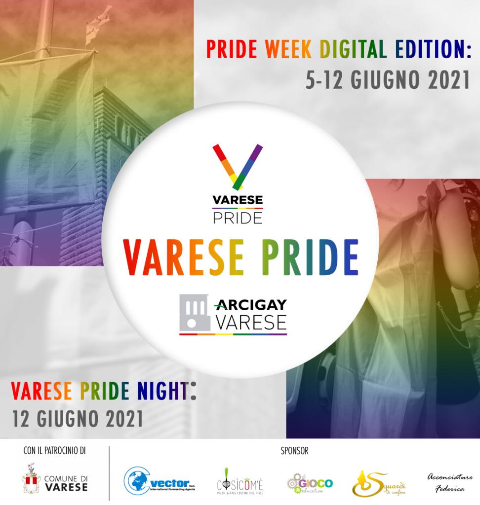 Varese Pride Week 2021